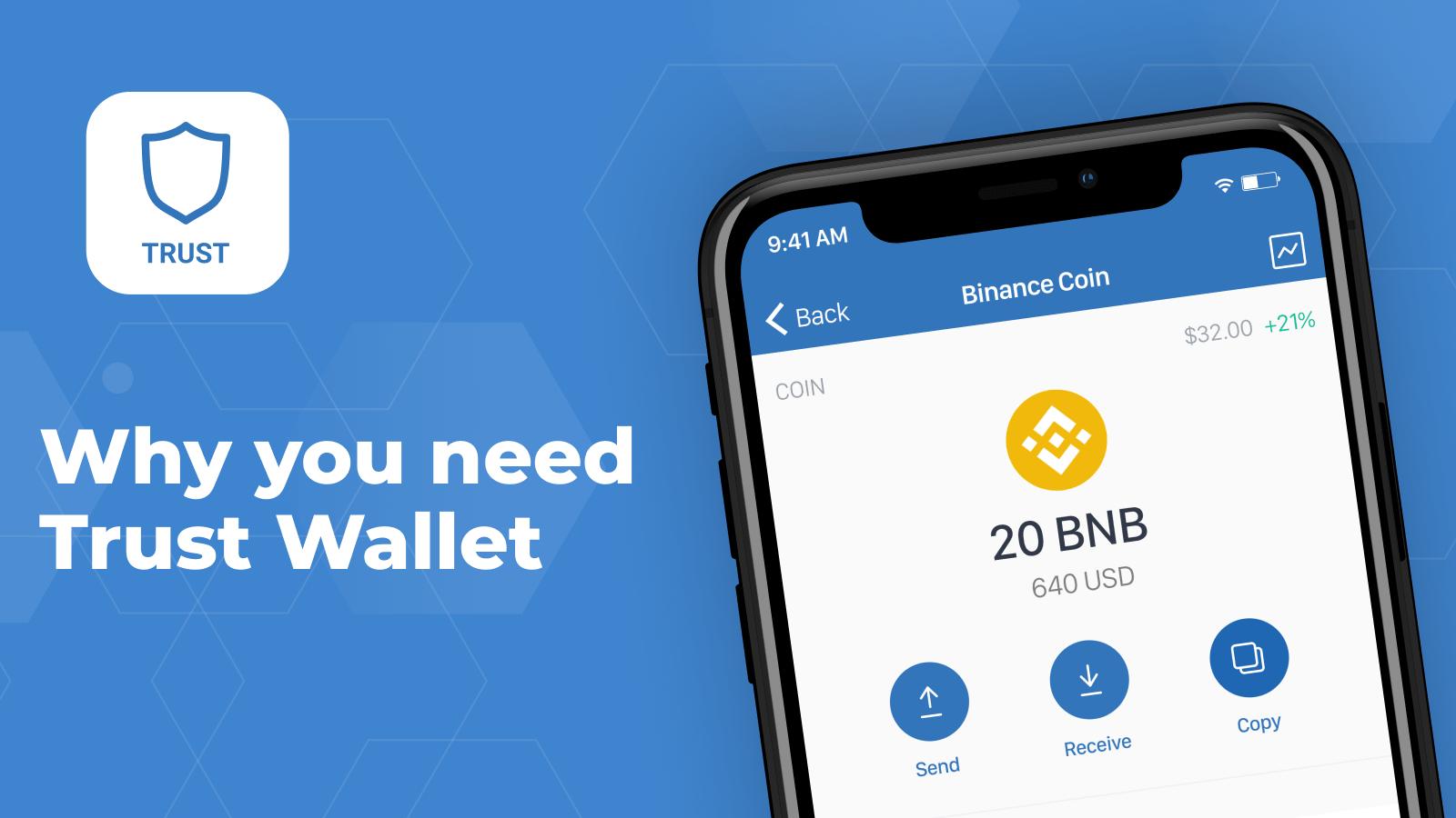 Trust Wallet Kullanmanız İçin On Neden