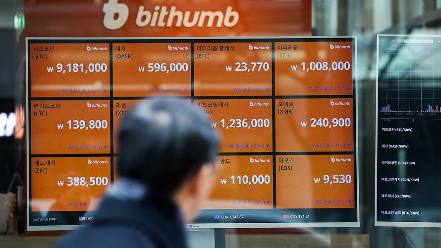 11.12.2020 Bithumb En Çok Kazandıran ve Kaybettiren Kripto Paralar