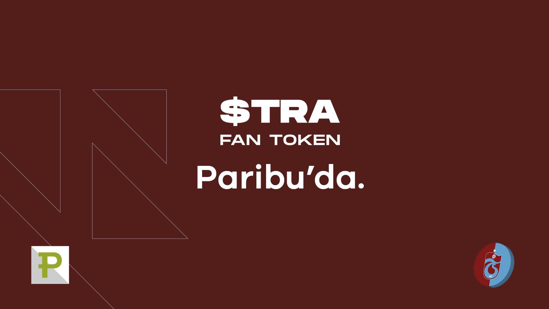 Trabzonspor $TRA Token Paribu'da listelendi