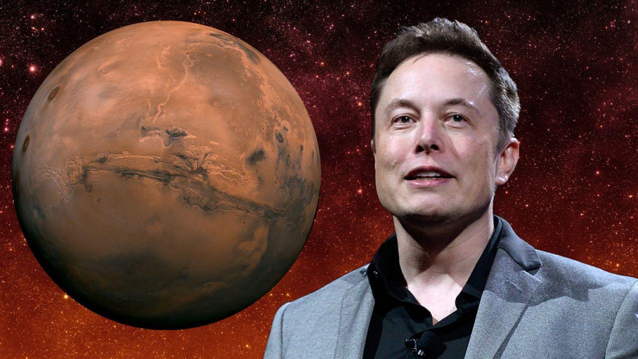 """Elon Musk """"MarsCoin"""" dedi, Marscoin %500 arttı"""