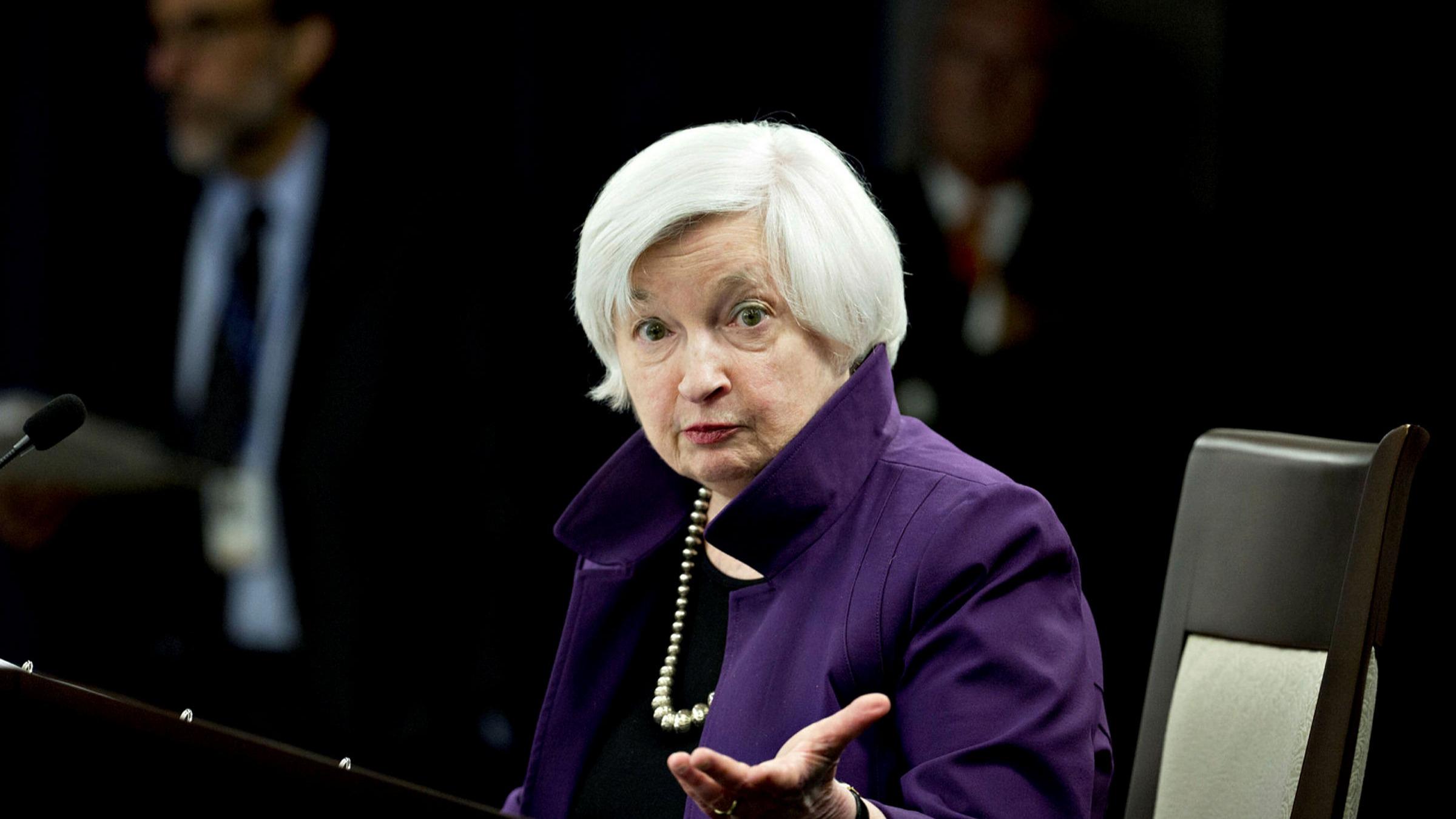 Janet Yellen'dan Bitcoin (BTC) Açıklaması: Spekülatif Olduğunun Bilincinde Olunmalı