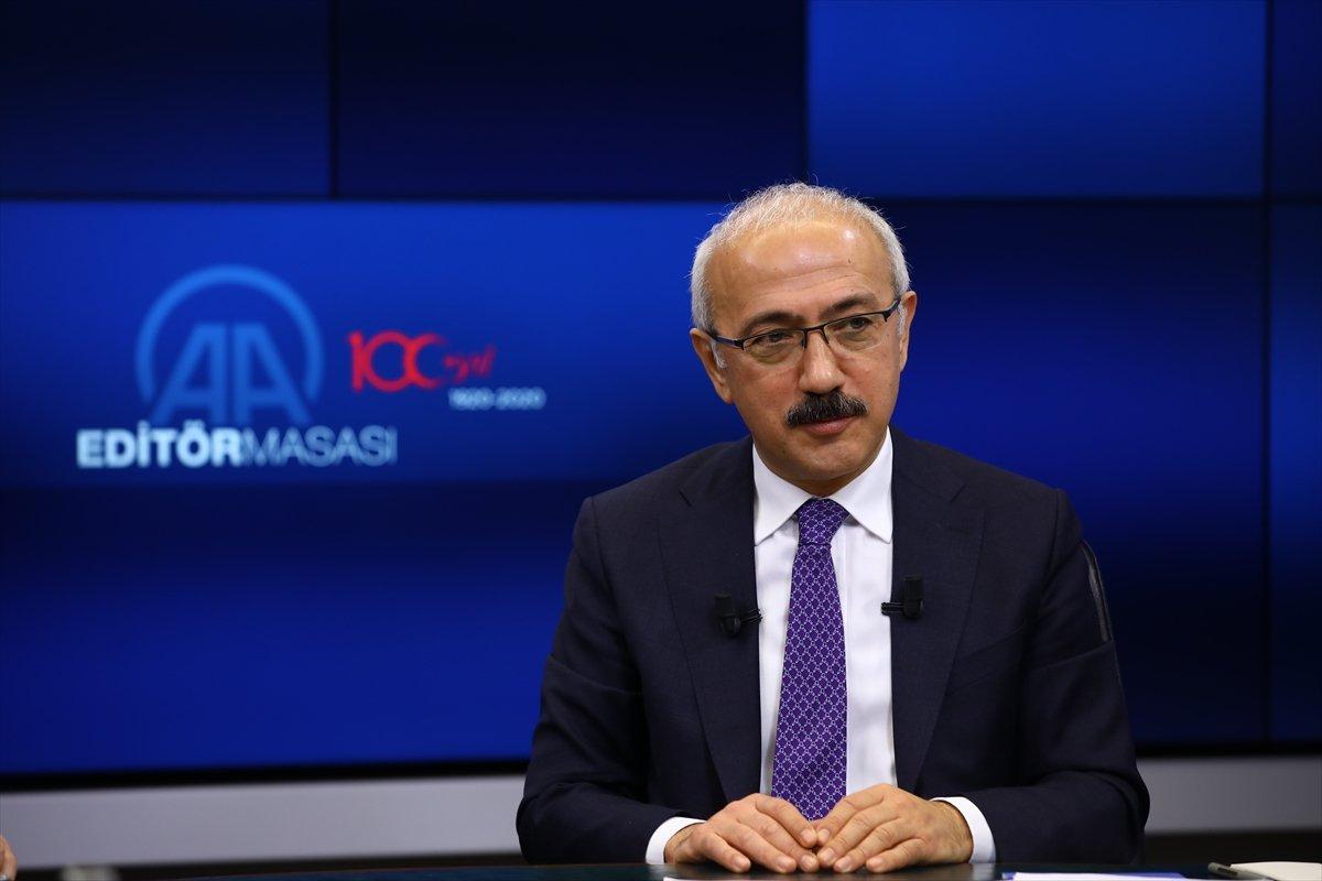 Hazine ve Maliye Bakanı Lütfi Elvan'dan Bitcoin açıklaması