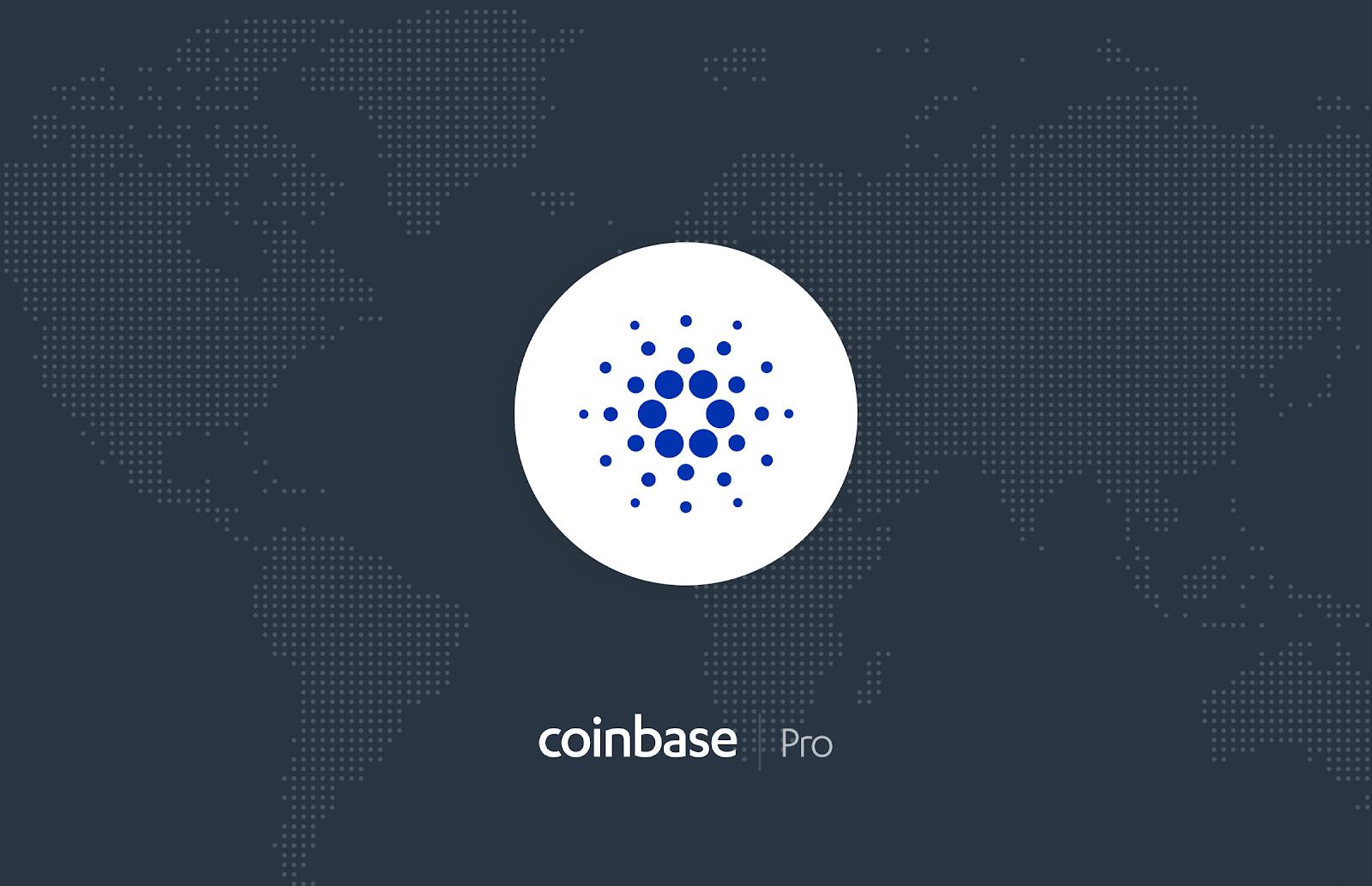 Coinbase Pro, ADA'yı Listeleyeceğini Duyurdu