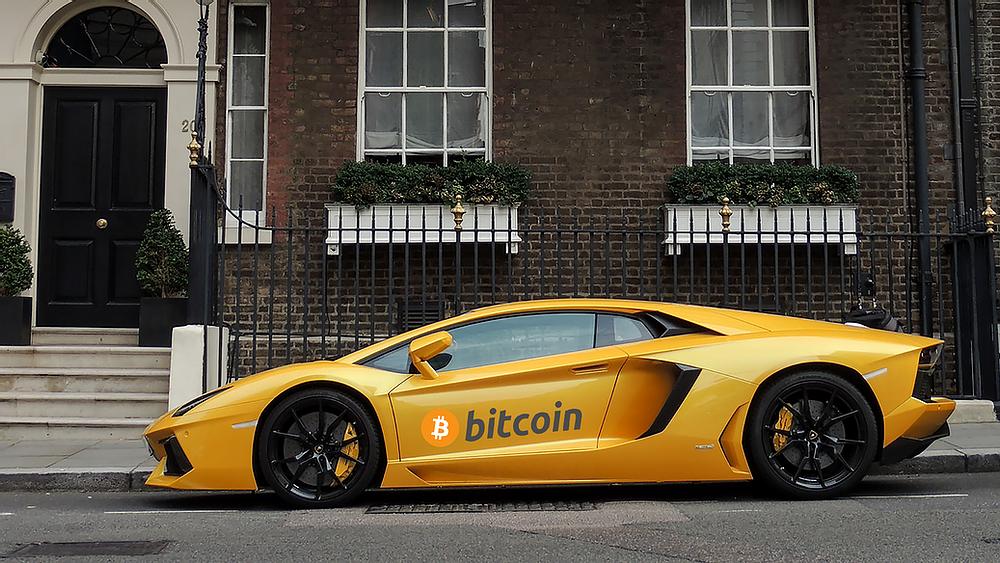 Kraken CEO'su: Sene sonu bir Bitcoin, bir Lamborghini olabilir
