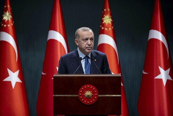 Cumhurbaşkanı Erdoğan'dan Blockchain Vurgusu