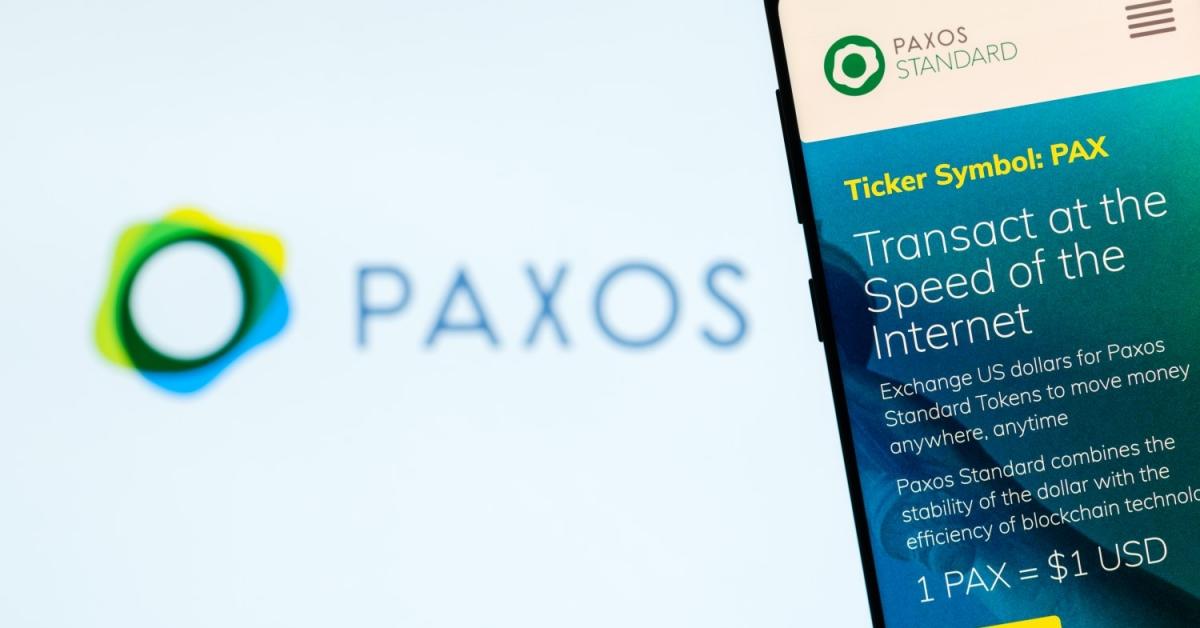 Paxos, ABD'de kripto para bankacılığı için onay aldı
