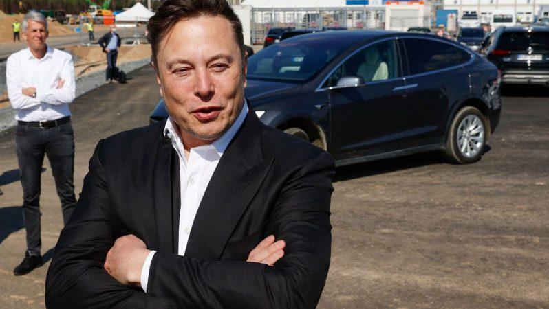 Elon Musk Bitcoin satmadık dedi %6 artış geldi
