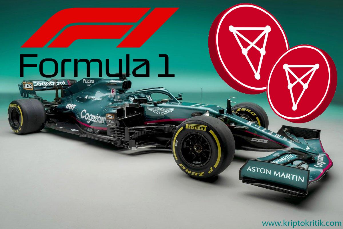 Chiliz Aston Martin ve Alfa Romeo F1 Takımları ile Anlaştı
