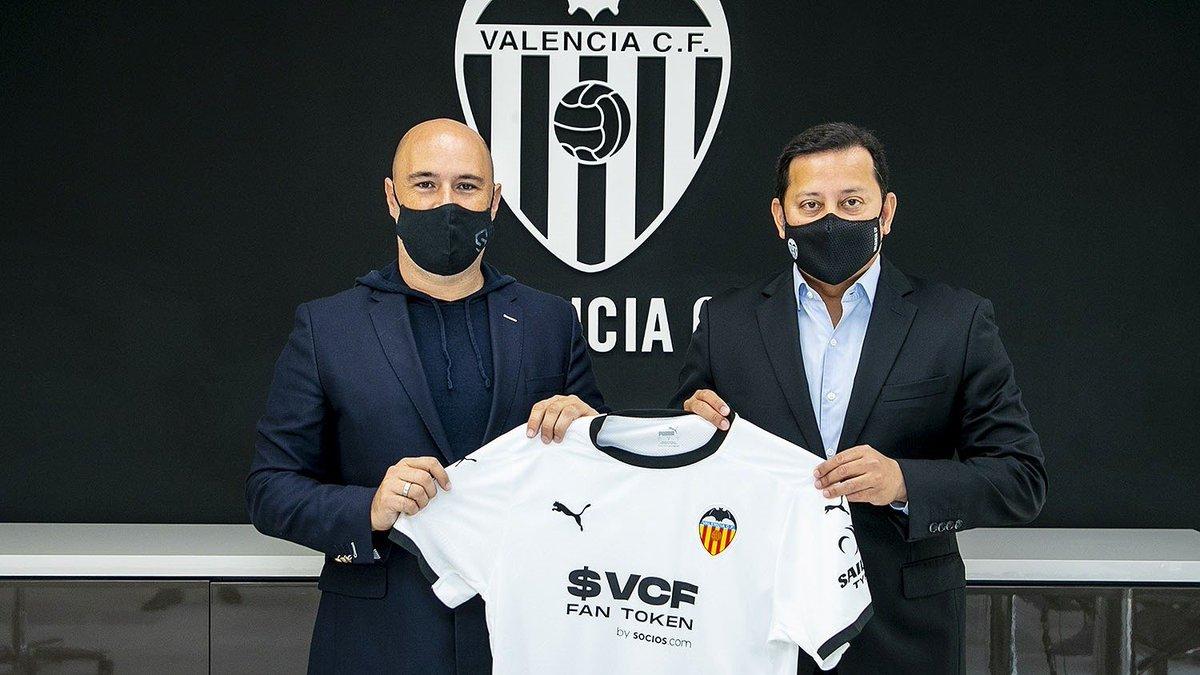 Chiliz Valencia CF İçin Fan Token Üretecek