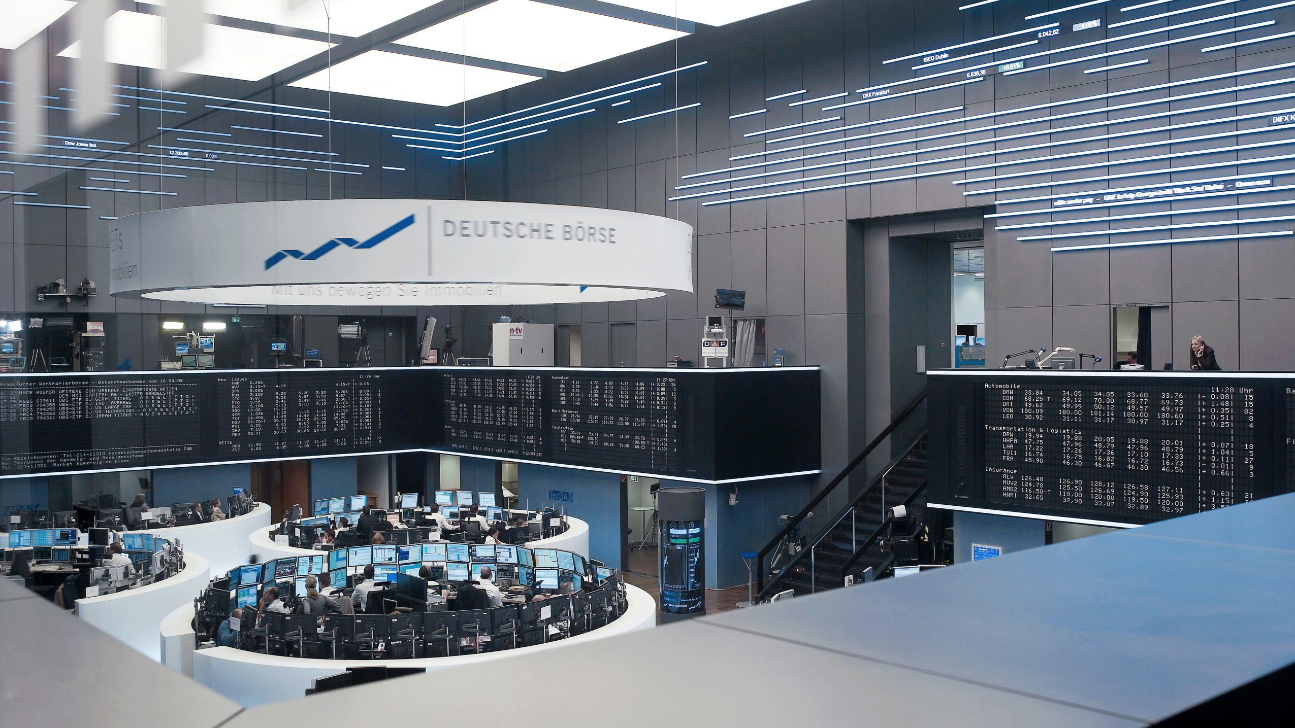 Almanya Borsa Operatörü, Kripto Şirketinin Çoğunluğunu Satın Aldı