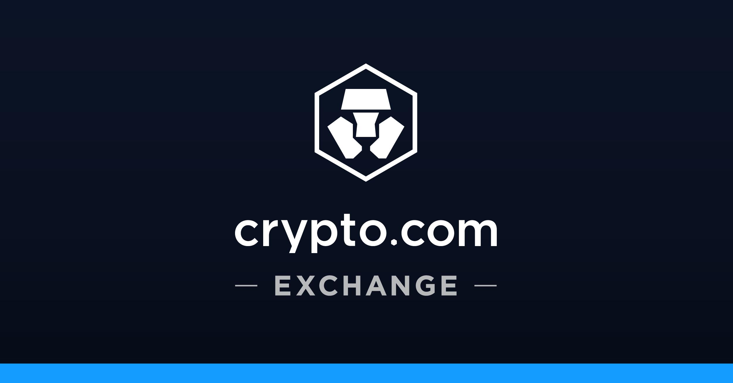 Crypto.com, Exchange Platformu İçin IOS ve Android Uygulamalarını Duyurdu!