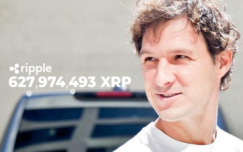 XRP Yatırımcılarının Azılı Düşmanı Jed McCaleb'in XRP'leri Ne Zaman Bitecek?