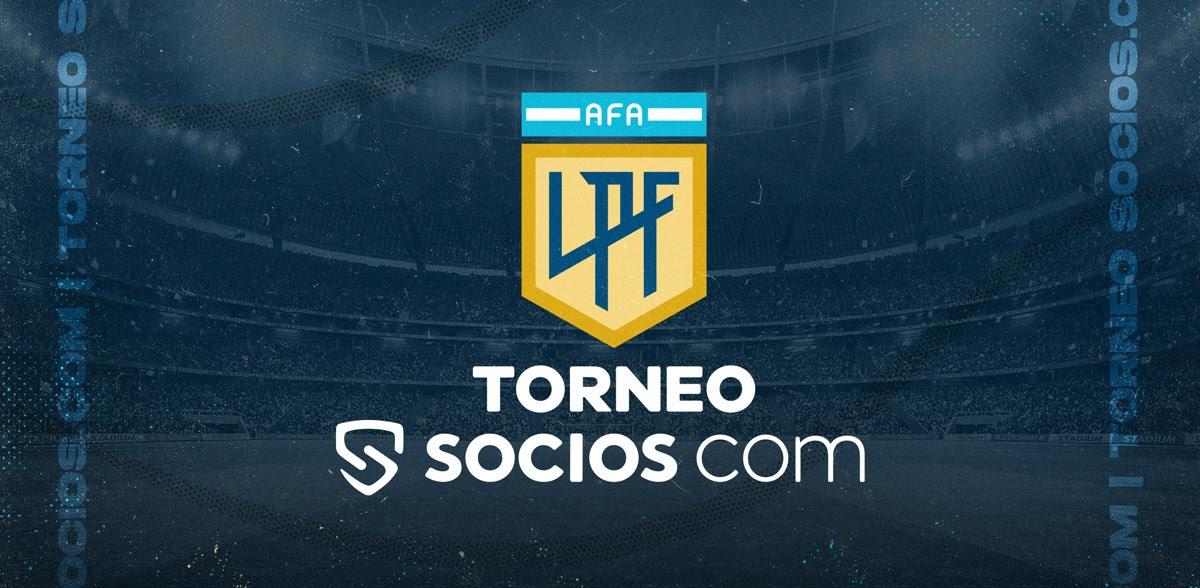 Socios.com Arjantin Primera Division Futbol ligine isim sponsoru oldu