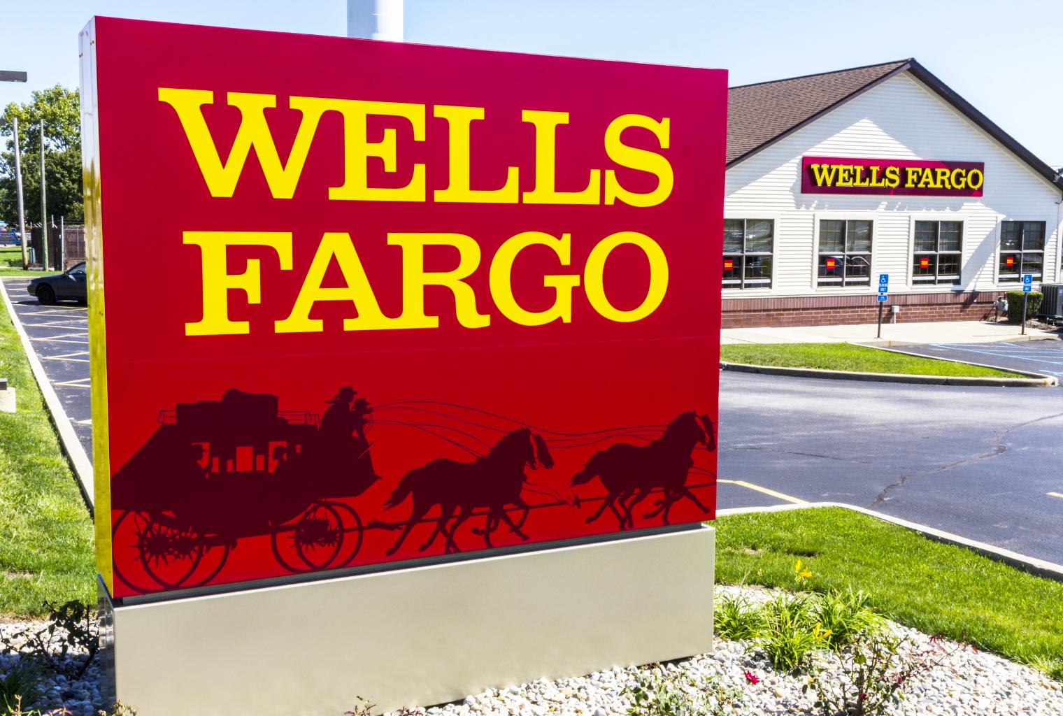 ABD'nin en büyük bankalarından Wells Fargo kripto para piyasasına girdi