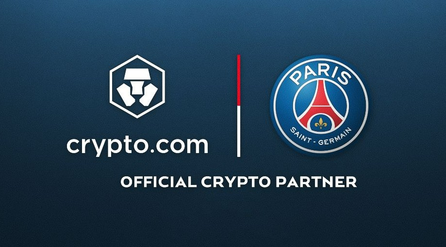 Crypto.com, Paris Saint-Germain(PSG) ile Sponsorluk Anlaşması İmzaladı